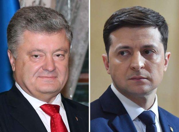 Як буде розгортатися боротьба команд Володимира Зеленського та Петра Порошенка перед другим туром - розповіли ВВС News Україна політтехнологи та політологи.