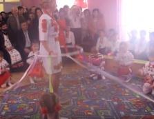 Понад три тисячі жителів Боржавського нарешті дочекалися відкриття дитсадочка / ВІДЕО
