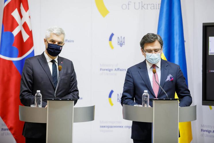 Міністр закордонних справ Словаччини Іван Корчок вибачився за невдалий жарт прем'єр-міністра країни про Закарпаття.
