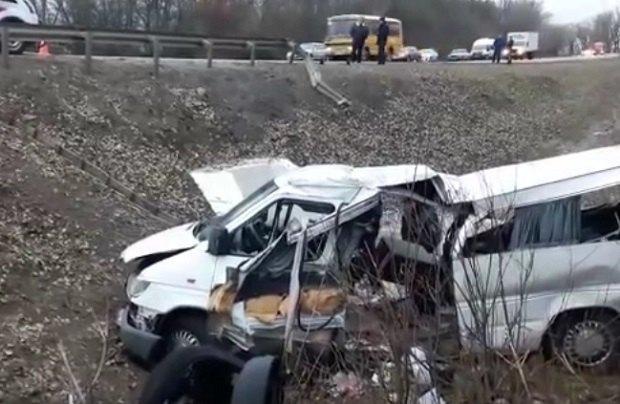 У ДТП в Росії загинули троє українців