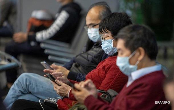 За тиждень кількість випадків зараження в інших китайських провінціях знизилася на 43% - з 890 до 509.