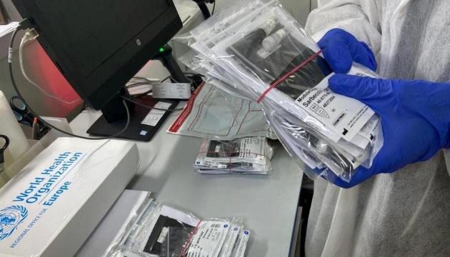 Тестів на виявлення коронавірусу COVID-19 у громадян на Закарпатті наразі немає, в області чекають розподілу від Міністерства охорони здоров'я.
