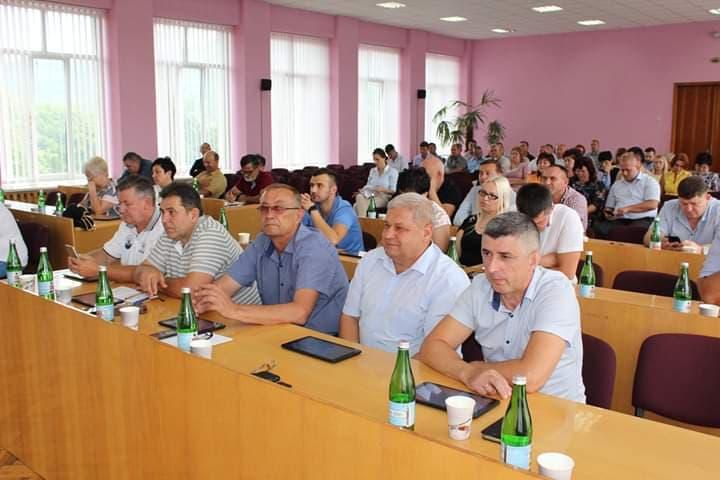 На освітню галузь Виноградівського району спрямовано близько 48 млн. грн.