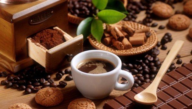 У 2018 році Україна імпортувала близько 40 тисяч тонн кави