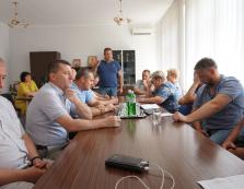 На Воловеччині органи місцевого самоврядування готові до об'єднання