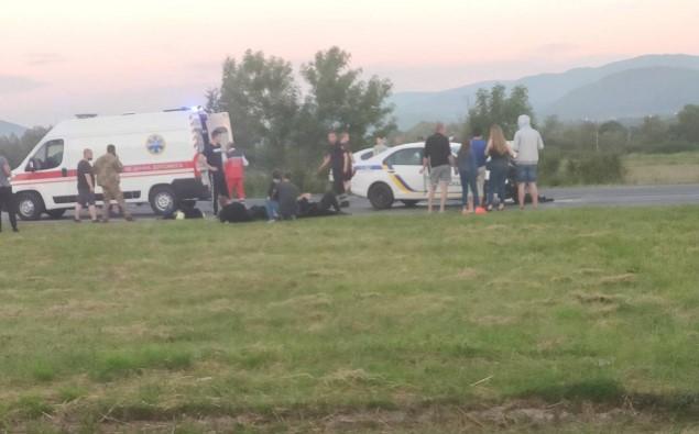 Автопригода трапилася напередодні ввечері, 8 червня, на трасі Київ-Чоп поблизу міста Свалява.