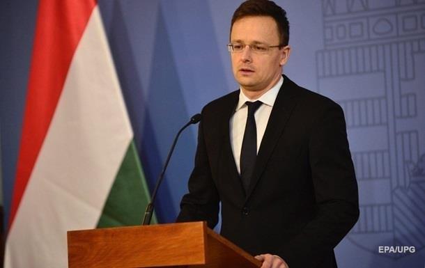 Глава МЗС Угорщини вже домовився з керівництвом Газпрому про отримання газу через Австрію в обхід України.