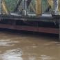 """""""Велика вода"""" на Боржаві перетнула критичну межу (ФОТО, ВІДЕО)"""