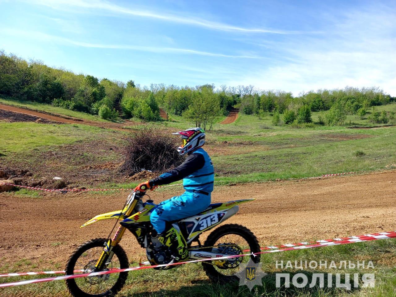 В неділю в місті Іршава стартував перший етап  чемпіонату Закарпатської області та відкритий кубок із мотокросу.