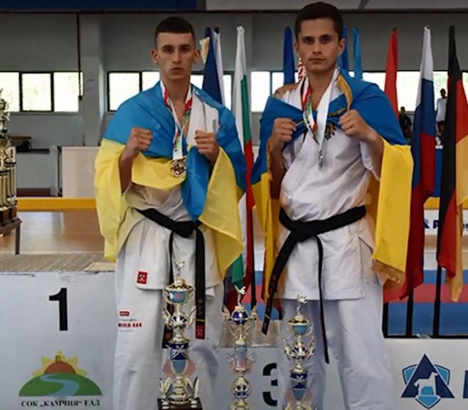 Кубок світу з кіокушин карате KWU серед молоді (18-21 рік) проходив у Болгарії.