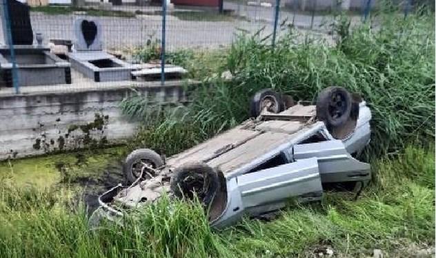 Останніми днями в області чимала кількість аварій. Сьогодні одна з таких трапилася у селі Страбичово, що на Мукачівщині.
