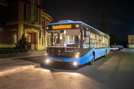 Стало відомо, коли та де курсуватимуть нові автобуси в Ужгороді.