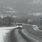 У Карпатах ІІ-й рівень: ДСНС попередила про небезпеку на дорогах через заметіль
