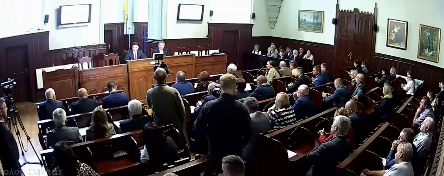 Завтра, 26 грудня, у Мукачеві відбудеться позачергова сесія міської ради.
