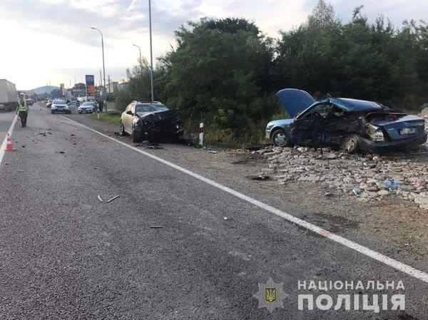 Вчора, 31 липня, о 17:20 до поліції надійшло повідомлення про аварію зі смертельним наслідком неподалік автозаправної станції у селі Верхній Коропець Мукачівського району.