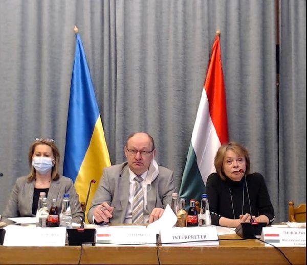 9 березня відбулось перше установче засідання Змішаної комісії з питань контролю прикордонного руху.