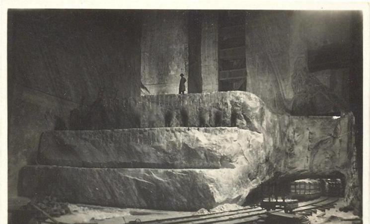 У затоплених шахтах на Закарпатті була підземна піраміда