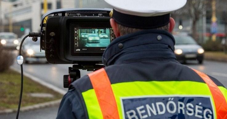 27 березня патрулі Управління поліції Татабан провели перевірку швидкості в місті.