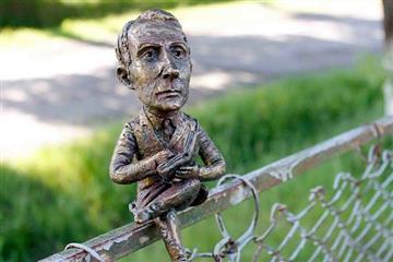 На Іршавщині встановлять міні-скульптуру на честь відомого художника