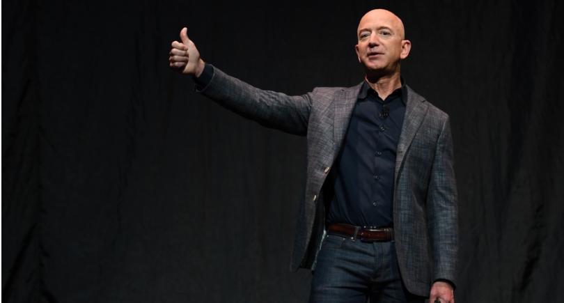 Статки найбагатшого бізнесмена світу та очільника  Amazon Джеффа Безоса  маже досягли позначки 200 $.