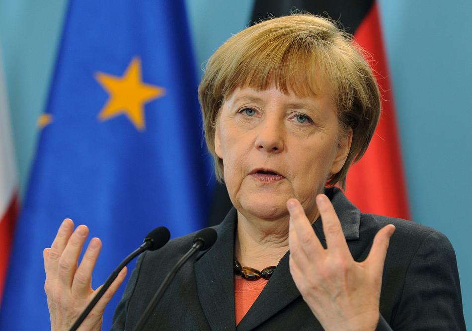 Візит Меркель до Києва ще раз підкреслив: Німеччина стоїть на боці України, пише західна преса.