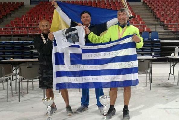57-річний тячівець, перший і єдиний представник України на цих престижних змаганнях, показав блискучий результат – прийшов до фінішу третім і виборов бронзовий кубок.