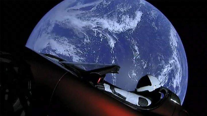 Проект стане першим художнім фільмом-бойовиком, знятим в космосі