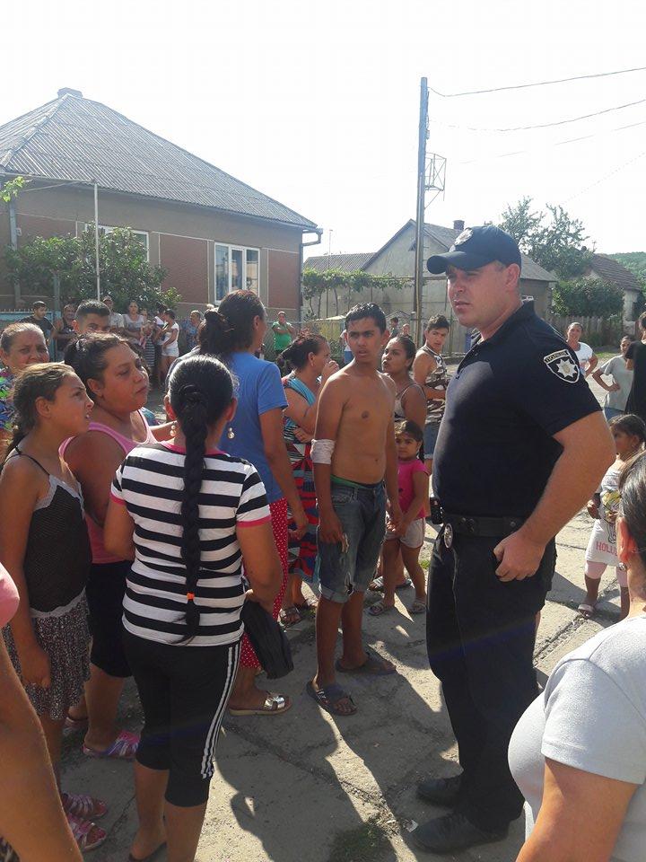 Скандал! В Ужгороді через побиття ромського підлітка може виникнути міжетнічний конфлікт