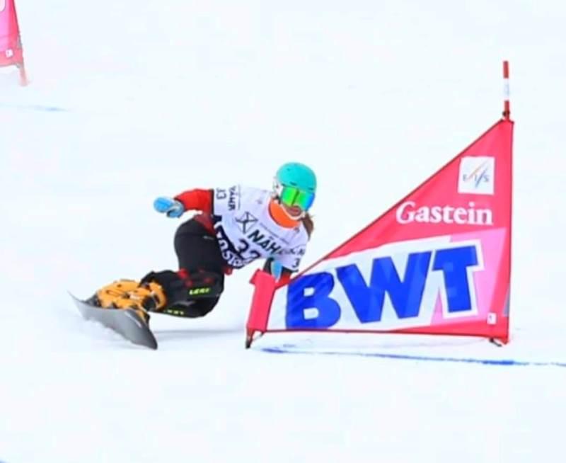 У першій половині січня відбулися два етапи Кубка світу зі сноубордингу. Своє представництво на престижних змаганнях мало й Закарпаття.