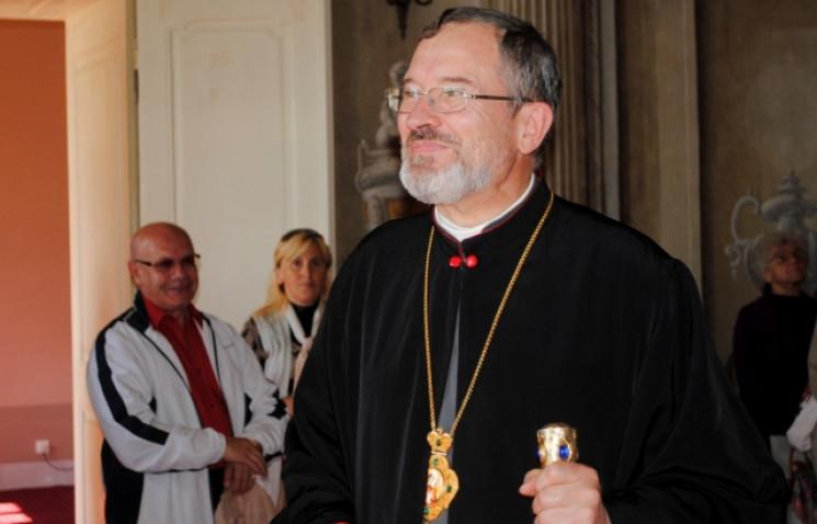 Загрози життю єпарха Мукачівської греко-католицької єпархії немає.