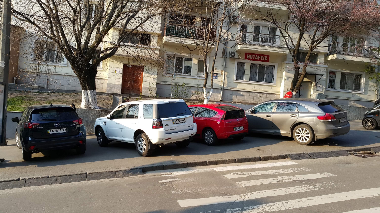 У Мінрегіоні підготували зміни, які покликані забезпечити розвиток системи паркування в Україні на європейському рівні.
