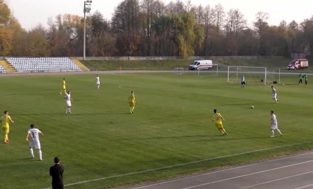 Сьогодні відбулися матчі 17-го туру у Другій лізі.