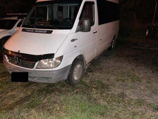 Вчора прикордонники Мукачівського загону виявили автомобіль марки «Мерседес», що з січня 2020 року знаходився у розшуку.