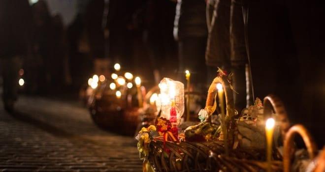 Пасхальные тренировки, божественные литургии и освящение корзин – жителей Ужгорода приглашают на совместную пасхальную молитву.