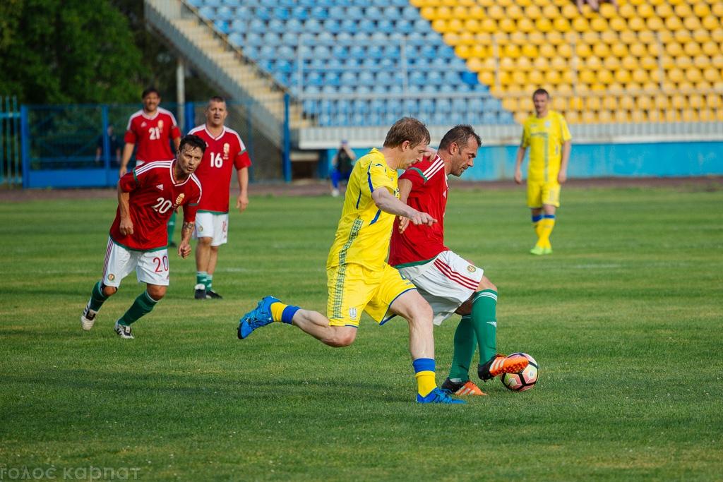 Збірна України перемогла Угорщину і взяла реванш запоразку 25-річної давнини