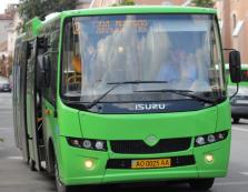 У Мукачеві за перші три місяці міськими автобусами перевезено майже 1 мільйон пасажирів