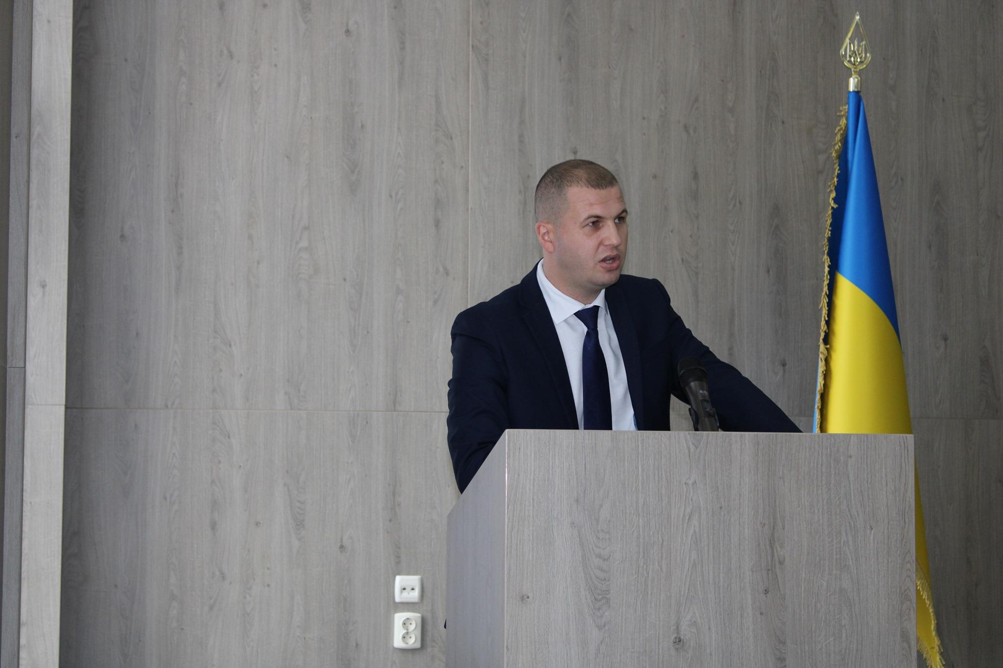 Юрія Фрінцка обрано головою Ужгородської районної ради.