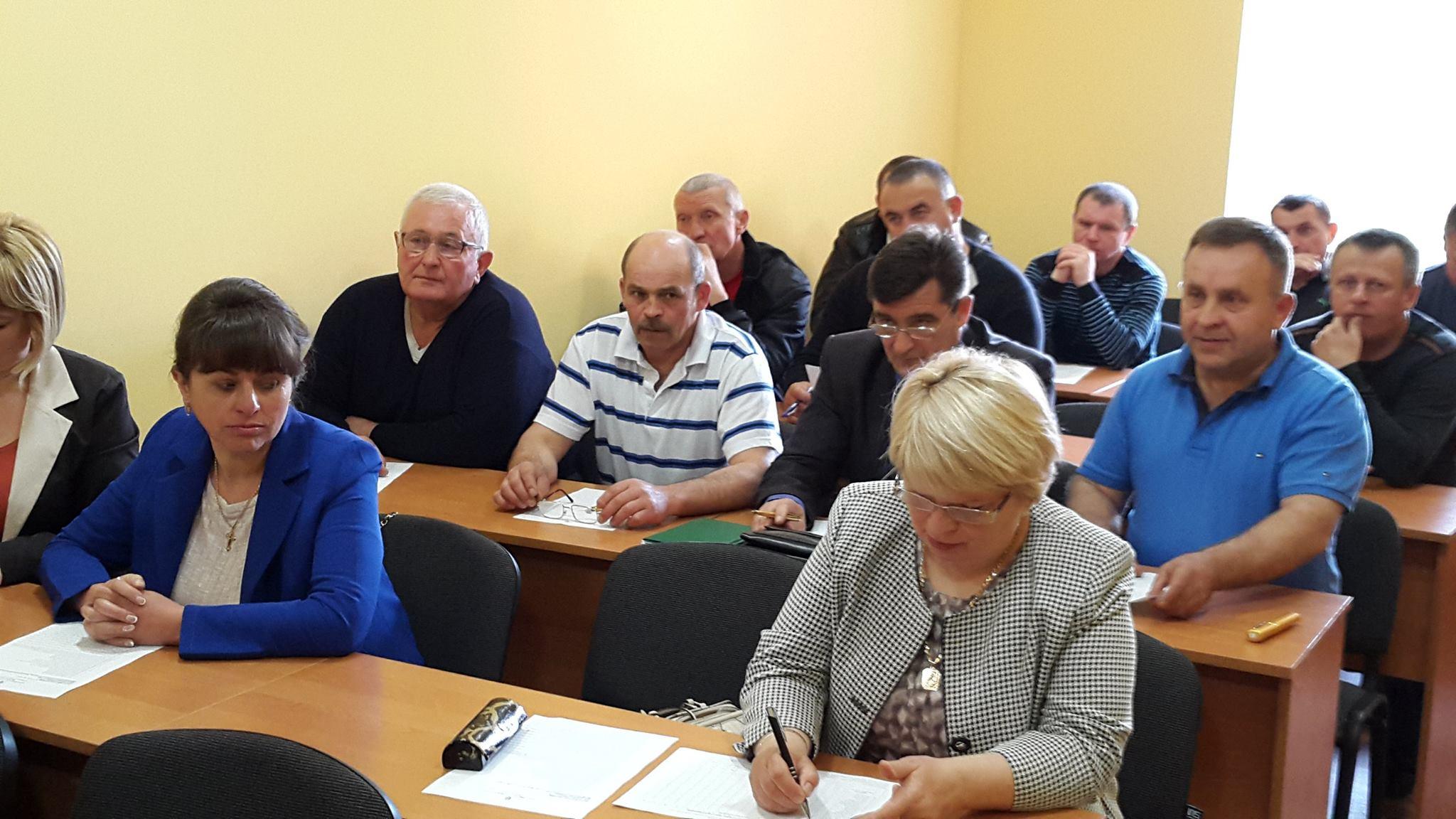 Відповідне рішення будо прийнято в середу, 3 травня, під час засідання сесії Чинадіївської селищної ради.