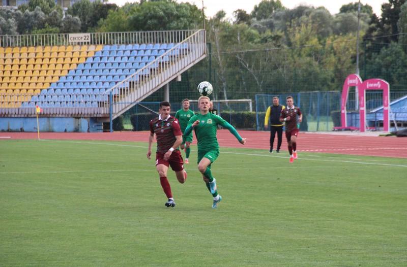 Вчора, 20 вересня, на ужгородському стадіоні «Авангард» відбулася гра 9-го туру Першої ліги України з футболу сезону 2021/22 між «Ужгородом» та «Нивою» (Тернопіль).