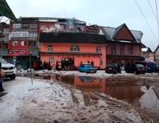 Міжгір'я Автовокзал Бардак.
