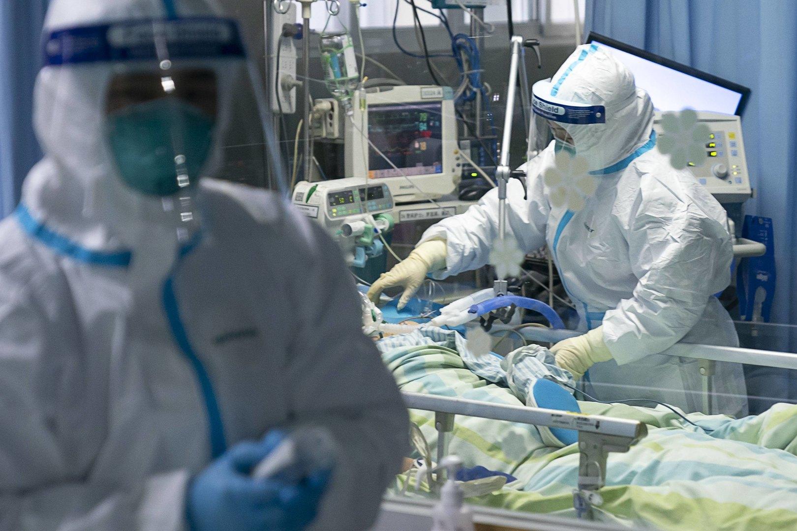 У румуна виявили коронавірус через три тижні після повернення з Італії.