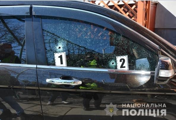 Поліція встановила осіб, які обстріляли берегівчанина.