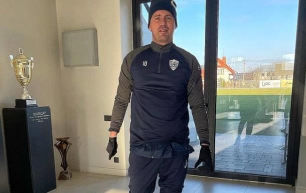Новачок ужгородського клубу висловився про підготовку команди до другої частини сезону.
