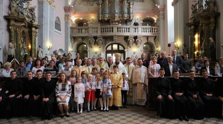 З благословення Блаженішого Святослава, Глави УГКЦ, в Угорщині створили церковну фундацію для кращого здійснення душпастирства серед вірних УГКЦ в Угорщині.