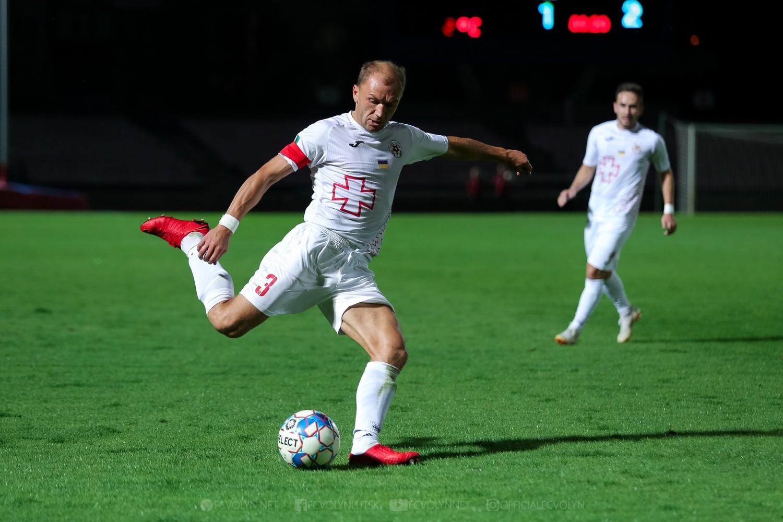 Цього разу суперником ужгородців буде луцька «Волинь», яка також грає у Першій лізі.