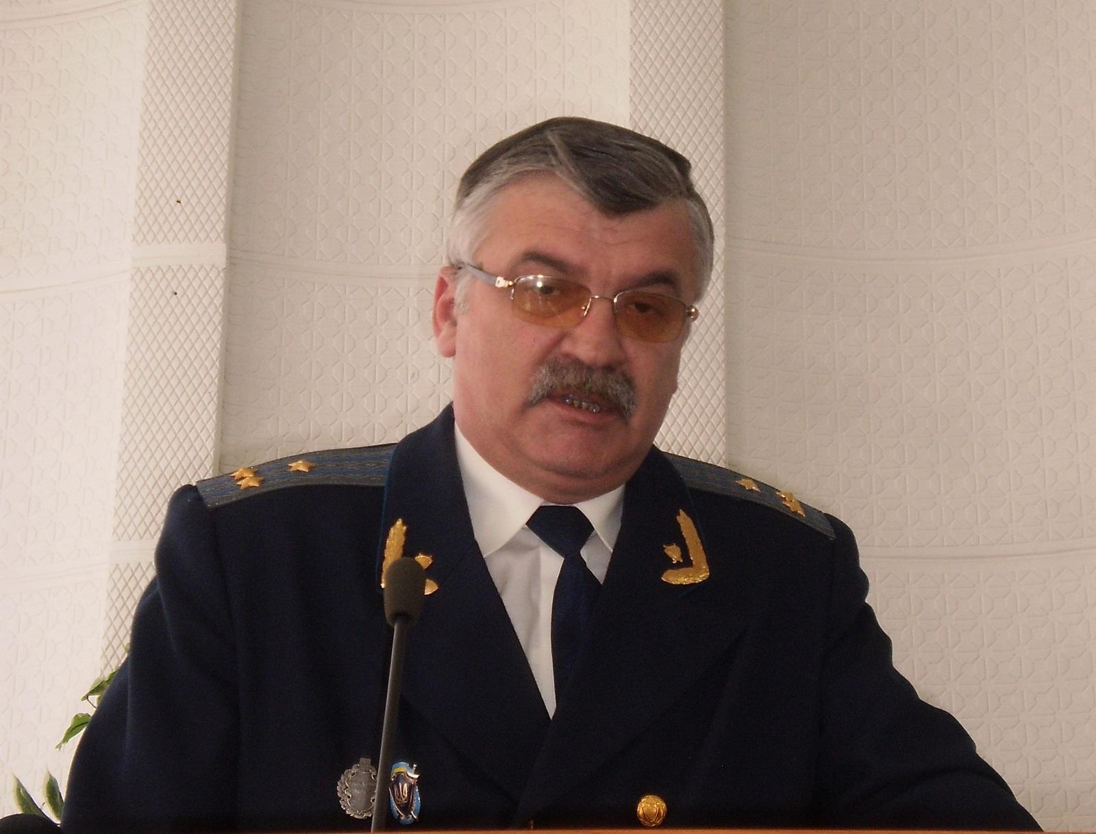Джерело Голосу Карпат повідомило, що нардеп Віктор Балога на найвищому рівні просуває на посаду прокурора Закарпатської області Івана Царя.