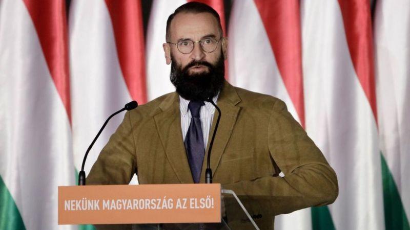 Депутата Європарламенту від угорської партії Фідес спіймали на незаконній