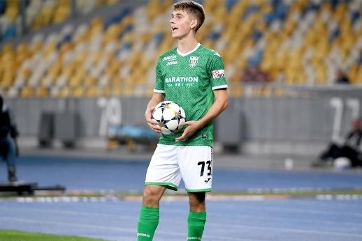 Про шлях молодого футболіста з Мукачева до основи львівських