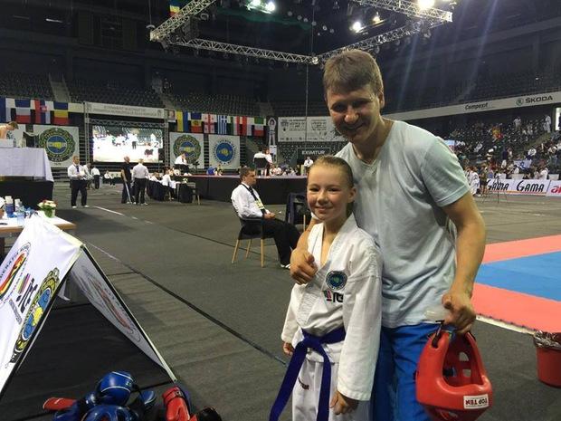 Закарпаття пишається! Юна ужгородка завоювала Кубок Європи з таеквон-до