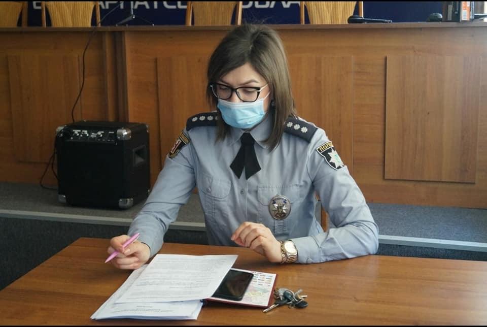 У  поліції Іршави відбулася  робоча зустріч присвячена створенню безпекового середовища для дітей.